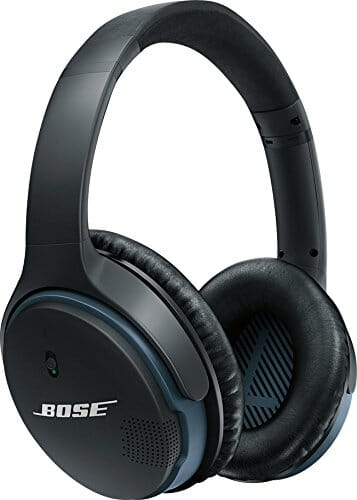 Bose SoundLink around-ear wireless headphones II ワイヤレスヘッドホン