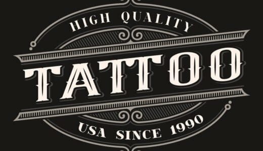 タトゥーや入れ墨を綺麗に隠し方は?