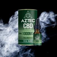 AZTEC アステカ CBDリキッド1000mg-200